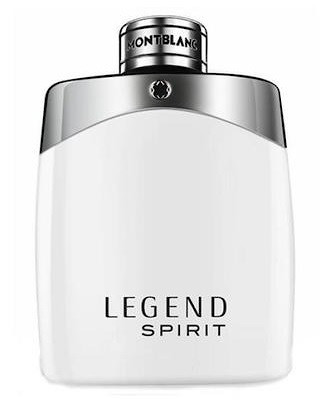 Туалетная вода Mont Blanc Legend Spirit (Оригинал - Франция)