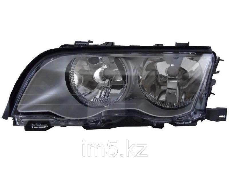 Фара левая BMW E46 98-01 4D хром
