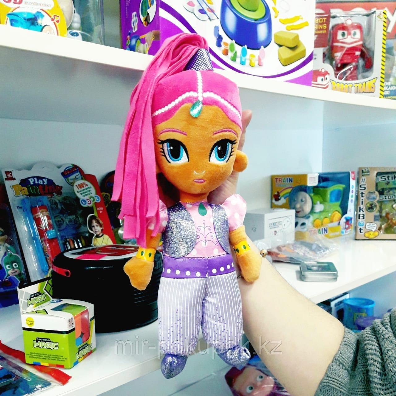 Мягкая игрушка кукла Mattel Shimmer and Shine Шиммер, Алматы