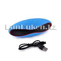 Bluetooth mp3 колонка mini x6u Синий