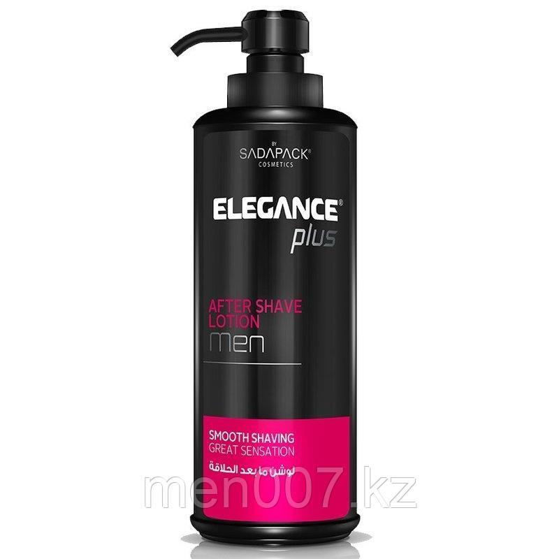 """Лосьон после бритья """"Тонизирующий"""" Elegance Plus After Shave """"Invigorating"""" 500 мл."""