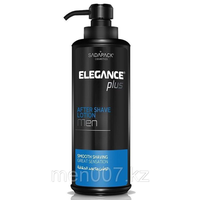 """Лосьон после бритья """"Освежающий"""" Elegance Plus After Shave """"Refreshing"""" 500 мл."""