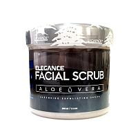 "Скраб для лица ""Алое Вера"" Восстанавливающий 500 мл Elegance Facial Scrub Aloe Vera Renovating"