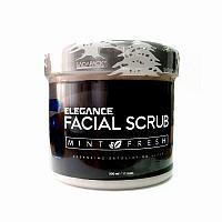 "Скраб для лица ""Мята"" Освежающий"" 500 мл Elegance Facial Scrub Mint Intensive Refreshment"
