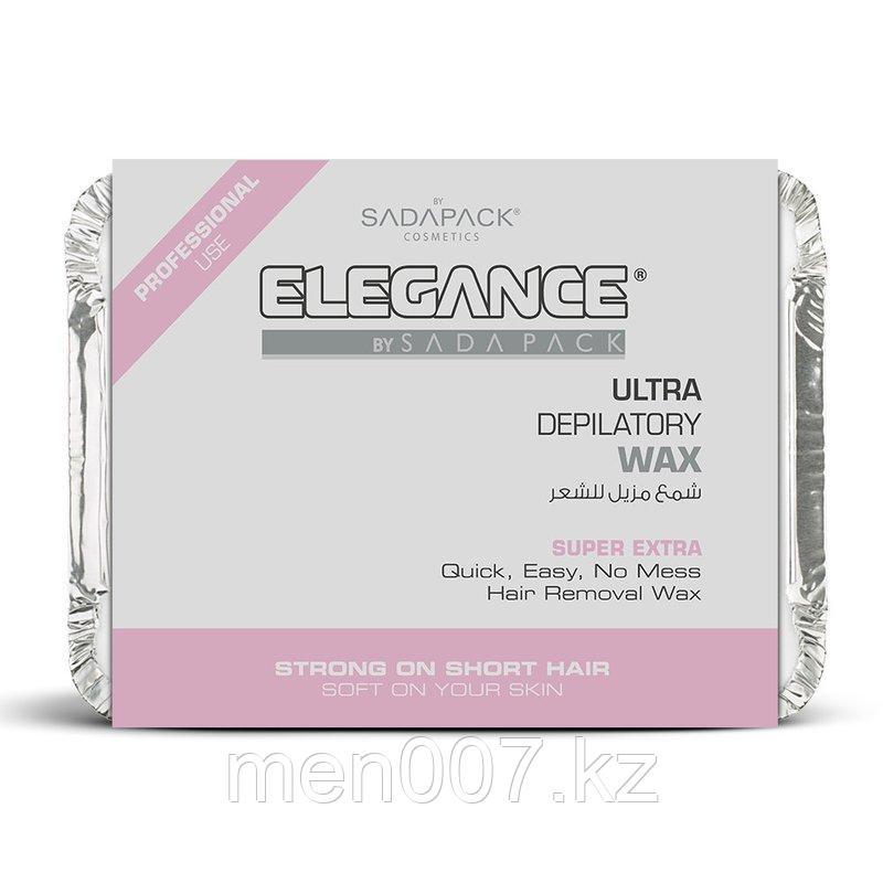 Воск для удаления волос Elegance Depilatory Wax Super Extra