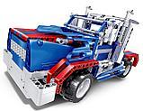 Конструктор QiHui 8006 mechanical master 2 in 1 аналог LEGO Technic лего техник на пульт управлния, фото 2