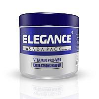 Гель для волос Сверхсильная фиксация и защита Elegance Extra Strong Hair Gel 500 мл.