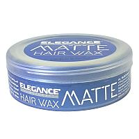 Матовый воск Elegance Matte Hair Wax 140 гр.