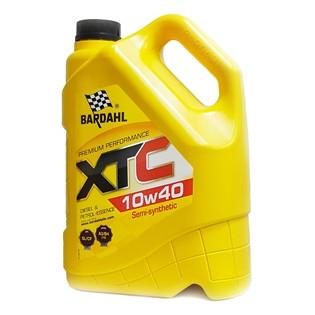 Моторное масло Bardahl XTC 10W40 5L
