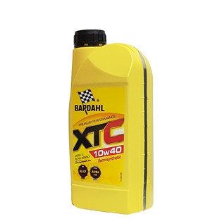 Моторное масло Bardahl XTC 10W40 1L