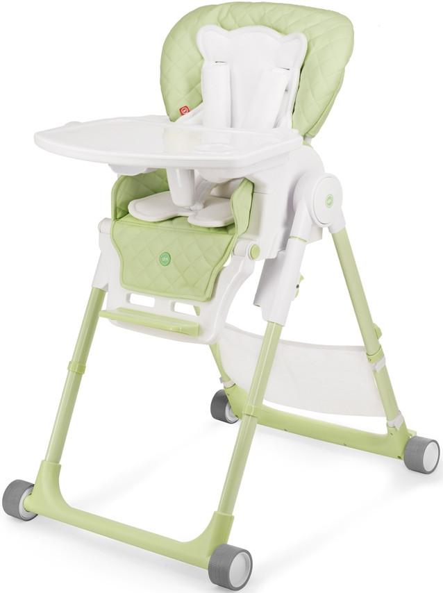Стул для кормления Happy Baby William V2 - Зелёный