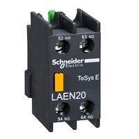 LAEN02 Блок вспомогательных контактов TeSys - 2 НО  - винтовые зажимы