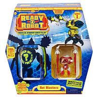 Ready2Robot Игровой набор Капсула и минибот, в асс.