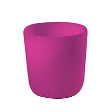 "Силиконовый стакан Beaba ""SILICONE GLASS"", 913435 / Pink"