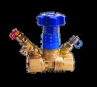 Ручной запорно-измерительный клапан Cim 787 OTDP, для установки совместно с клапанами Cim 718, 767