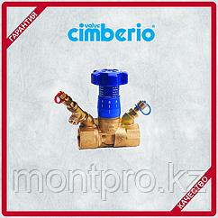 Клапан ручной запорно-измерительный Cimberio Cim 787OTDP