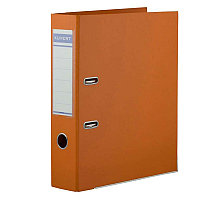 Папка-регистр Kuvert ПВХ 50мм оранжевый