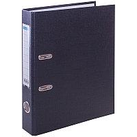 Папка-регистр OfficeSpace 50мм ПВХ черная