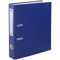 Папка-регистр OfficeSpace 50мм ПВХ синяя