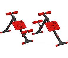 Скамья для пресса и мышц спины 120 кг Россия ГП040010