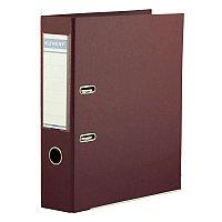 Папка-регистр Kuvert ПВХ 72мм бордовый