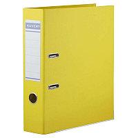 Папка-регистр Kuvert ПВХ 72мм желтая