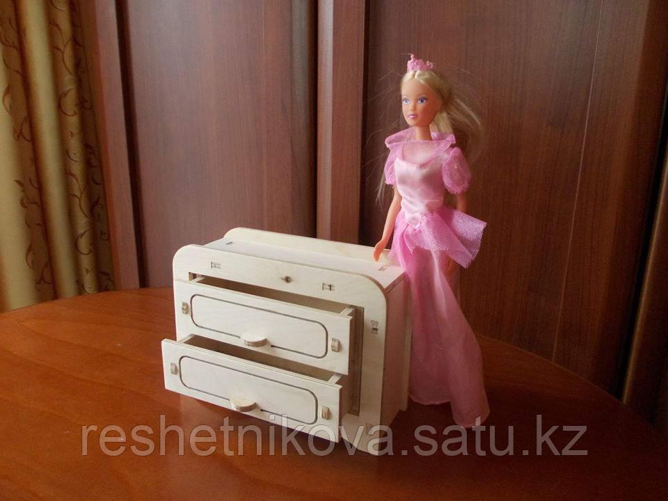 Комод для Барби Мебель для кукол