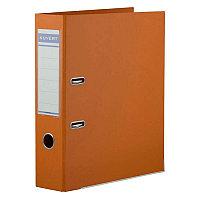 Папка-регистр Kuvert ПВХ 72мм оранжевый