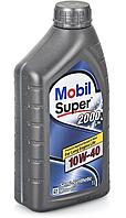Моторное масло Mobil Super™ 2000 X1 10W-40 1литр