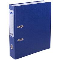 Папка-регистр OfficeSpace 70мм ПВХ синяя