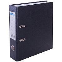 Папка-регистр OfficeSpace 70мм ПВХ черная