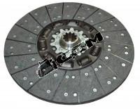 Ведущий диск сцепления (корзина) ф420, BZ1560161090