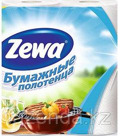 Zewa бумажные полотенца 2 рулона