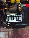Воздушный бесшумный компрессор ТСН ZZ 1130/30л, фото 3