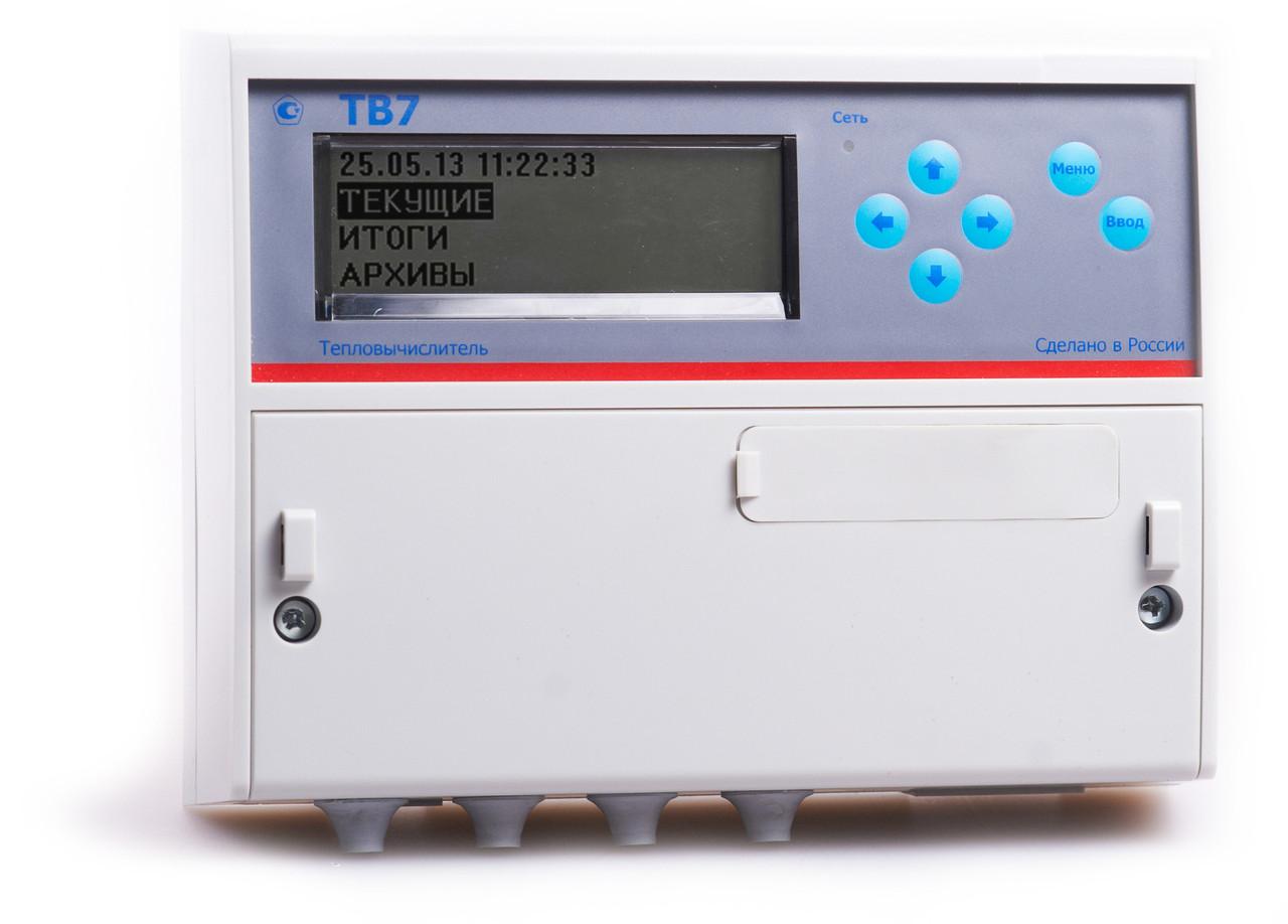 ТВ7-03 вычислитель количества теплоты