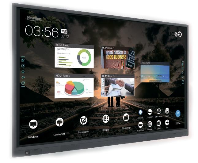 Интерактивная LED панель Newline TruTouch TT-6518RS