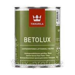 BETOLUX A  (Бетолюкс) краска для полов глянц. 0,9 л.