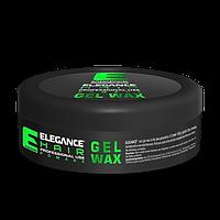 Гель-воск для укладки волос Elegance «Green» 140ml уценка