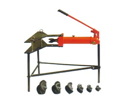 Трубогиб гидравлический TOR TL0300-3 12T до 50мм (горизонт.)
