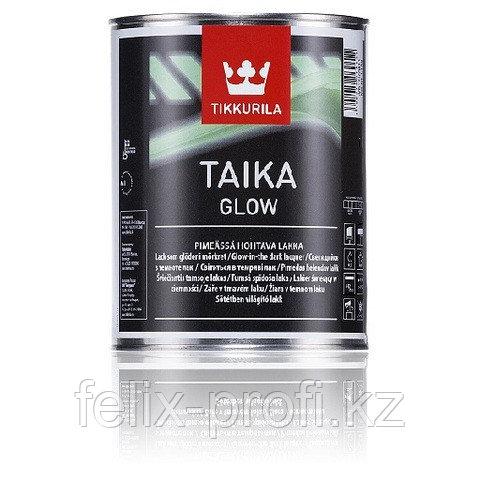 TAIKA GLOW лак светящийся в темноте мат. 1 л.