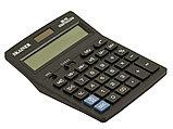 """Калькулятор настольный SKAINER """"111"""" 12 разрядный черный, фото 2"""