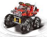 """Конструктор Xingbao XB-03025 Внедорожные приключения """"Джип-монстр"""" 371 деталь аналог LEGO, фото 3"""