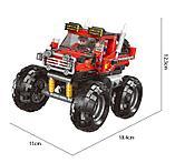 """Конструктор Xingbao XB-03025 Внедорожные приключения """"Джип-монстр"""" 371 деталь аналог LEGO, фото 2"""