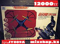 Квадрокоптер радиоуправляемый Капитан Америка