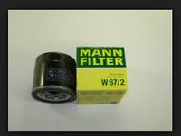 Масленый фильтр MANN W67\2