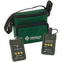 GT-5680-ST, Greenlee 5680-ST - набор для тестирования ВОЛС(SM) c ST адаптером