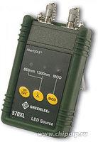GT-570XL-FC , Светодиодный источник излучения 570XL (850/1300нм) c фиксированным FC адаптером