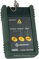GT-580XL-SC , Лазерный источник излучения 580XL (1310/1550нм) c фиксированным SC адаптером