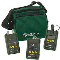 GT-5890-FC, Greenlee 5890-FC - набор для тестирования ВОЛС (SM/MM) c FC адаптером
