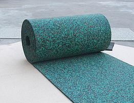 Рулонные резиновые покрытия Fitness-70